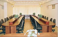 Conference service in «Victoriya» Hotel