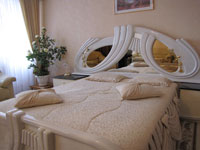 Senior suite room in «Victoriya» Hotel