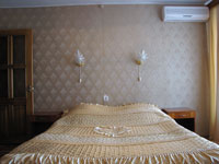 Junior suite room in «Victoriya» Hotel