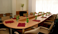 Conference service in «Yunost» Hotel