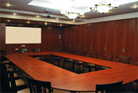 Conference hall in Admiral Hotel