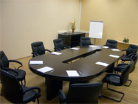 Conference room in Atrium - King's Way Hotel
