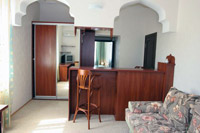 Suite rooms in Dakkar Resort Hotel