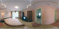 1 room suite in Chersonese hotel