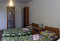 Standard rooms in Katrina Guest House