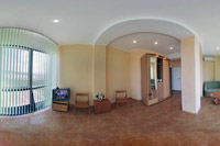 Panoramic Room in Lyubomorye Hotel