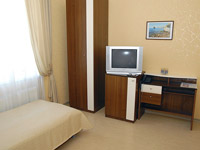 Double standart room in Morskoy Hotel