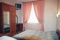 Single standard rooms in Mys Hotel