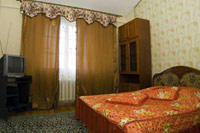 Two rooms №2 in Nadezhda Hotel
