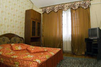 Two rooms №1 in Nadezhda Hotel