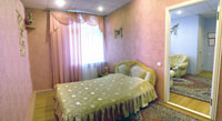 Suites rooms in Parovoz Hotel