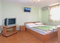 Junior suite in Ruslan & Lyudmila Hotel