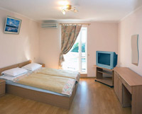 Standard rooms in Ruslan & Lyudmila Hotel