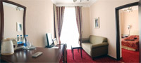 Junior Suite in Sevastopol Hotel