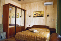 Standard rooms in Terema Hotel