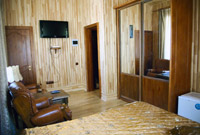 Comfort rooms in Terema Hotel
