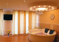 SPA-zone in Ukraine Hotel