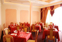Restaurant in Imperial Hotel