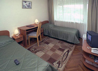 Double Standart room in Moskva Hotel