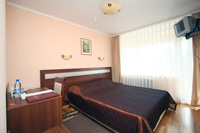 Single Suite room in Moskva Hotel
