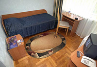Single Standart room in Moskva Hotel