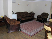 Three room apartment in Tavriya Hotel