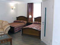 Double Superior room in Tavriya Hotel