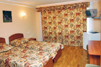 Double standard room in Tavriya Hotel