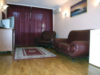 Two room Luxury in Tavriya Hotel
