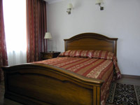 Single superior room in Tavriya Hotel