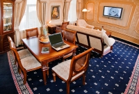 VIP Suite room in Ukraina Hotel