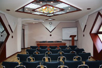 Conference Hall in Victoria Hotel