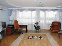 Presidential Suite in Halychyna Hotel