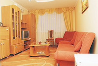 Luxury Suite in Ternopil Hotel