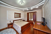 Junior suite apart in Chale Graal Hotel