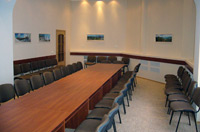 Conference service in Karpaty Hotel