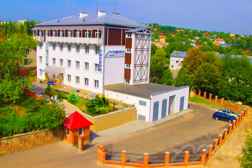 Mariot Medical Centre Hotel, Truskavets, Ukraine