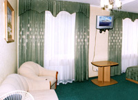Junior Suite in Mariot Medical Centre Hotel