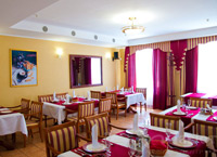 Restaurant in Mariot Medical Centre Hotel