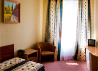 Standard Single Room in Mariot Medical Centre Hotel