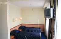 Double room in Truskavets Hotel