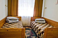 Double rooms in Gontiv Yar Hotel