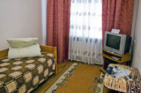 Single Room in Gontiv Yar Hotel