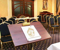Conference service in Old Continent Hotel