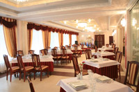 Restaurant in Olymp Hotel