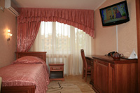 Single Room in Olymp Hotel