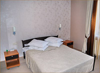 Double Standard room in Praha Hotel