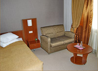 Single room in Praha Hotel