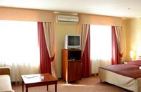 Double Business Class Room in Uzhgorod Hotel