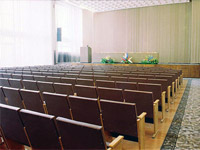 Conference service in Podillya Hotel